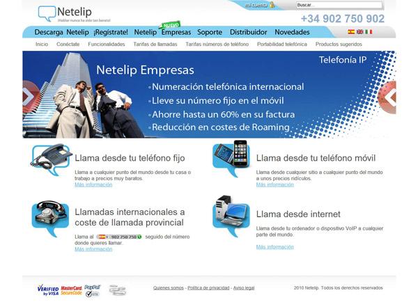 Diseno Web Málaga - Netelip