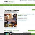 TripAdvisor y el posicionamiento web de restaurantes