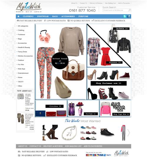 Ebay Online Store Example