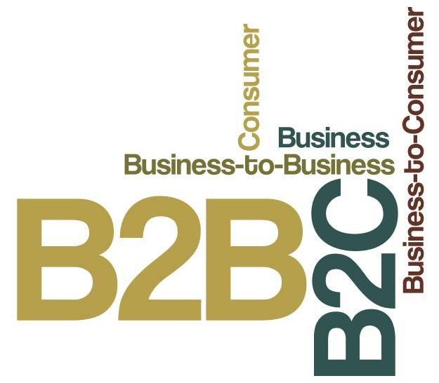 negocios B2b, B2c y B2e