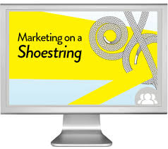 Online Marketing on a shoestring